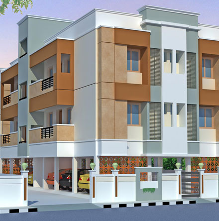Luxury Apartments in Chennaii